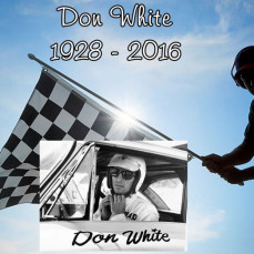 Don was not only a great race car driver, but also a great man. I wish I had gotten the opportunity to get to know him better. He was a good example of how a man should live his life. He was a hard worker and will be sorely missed. - Vince Pepple