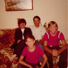 Gary, Janet, Edward and John.  - John Kolkman