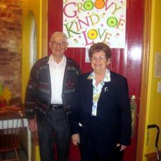 Gary and Janet Kolkman February, 2014.  - John Kolkman