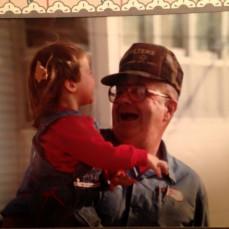 Best grandpa ever!!  ❤️❤️ - Tracy