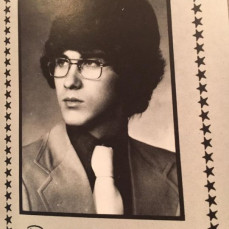Rick Boyer - Thompson High School Class of 1976 - Handsome dude with dreamboat eyes! - Ralph J Wittich-Riley-Freers Funeral Home