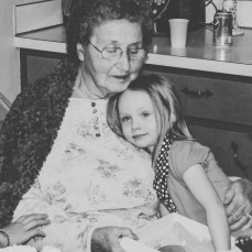 We miss you already Grandma.  - Riley Curry