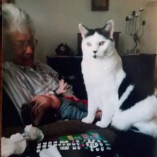 Love you grandma ❤ - Ralph J Wittich-Riley-Freers Funeral Home