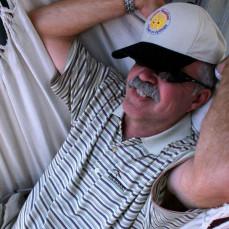 Greg Relaxing, BlueJay, CA - Kevin Scofield