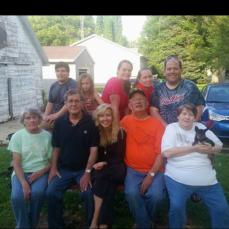 Doug Welsher & family  - David Welsher