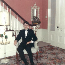 John and I were good friends in high school and he was my first real boyfriend.  We were in band together as well.  He was so kind and a very sweet individual.  Attached is a picture of John in his band uniform. - Judith McLean (former Jean Kathrein)