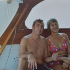 From your Italian friends Claudia and Riccardo Gaboardi - Such happy memories in Venezuela and Florida - Riccardo Gaboardi