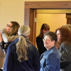 Photos from the visitation. March 1st 2018 - Jennifr Cutillo
