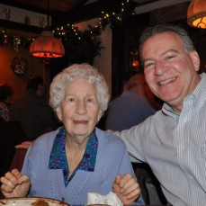 Always felt the love when Aunt Moni was with us. Such a spark of life. You will be missed. We have been blessed that you were such a huge part of our lives. Love you! Gina and Greg - Greg Gruber