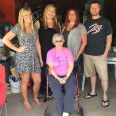 Some of us grandkids - Tiffany Haslerud