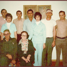Some family photos - Ann Baber