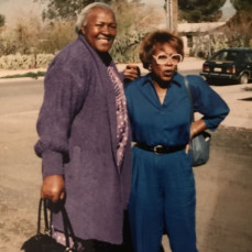 Loving memories, while vacationing in Arizona with daughter Charlie