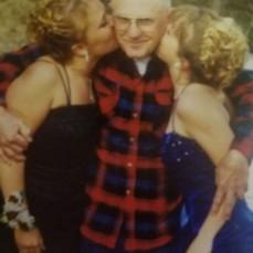 First Granddaughter ,,,  look at that hair ?  1986 - Steven Short