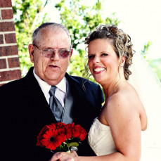 My dad and I - Jodi Hansen-Brennan