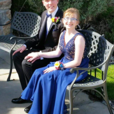 Beautiful Kaitlynn at Prom. - Penny Garity