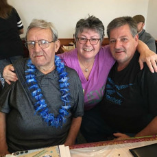 Uncle Mick's 80th Surprise Birthday party - Hilda Earles
