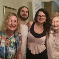 Her 90th Bday  - Nancy Krumwied