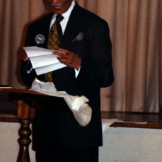 - Fred Hunter Memorial Services