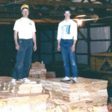 Ron 1986 Board pile - Ron 1986 board pile