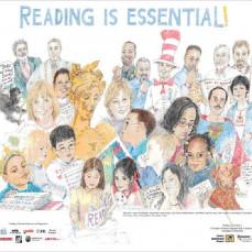 Reading Is Essentail - David Wandel