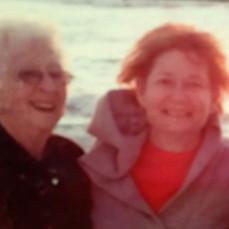 Mom and Kathy on the beach :) - Dan Barletta