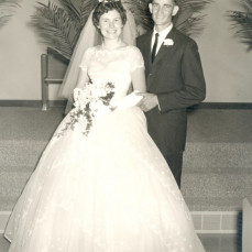 Janet Oberman and Gary Kolkman's Wedding Portrait.  - John Kolkman