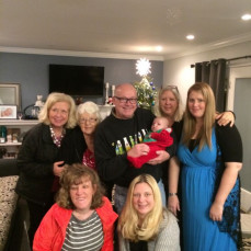Happy Holidays with Scott and Denise - Chris Graham