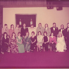 From our wedding November 26, 1976 - PJ Walsh