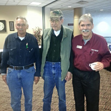 Old Timers at the Pump Show.  - Isaac Freitag