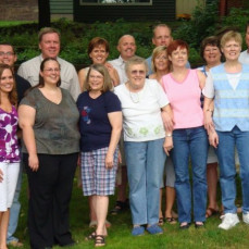 Only some of the family - Joyce Funeral Home