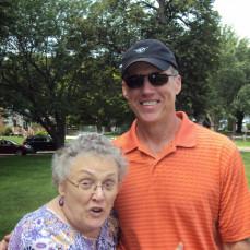 Mom & Paul Hauenstein Batt Reunion 2014 - Joyce Funeral Home