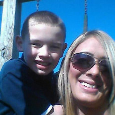 Your baby boy and you - Charlie and mom