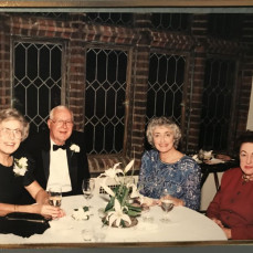 I will miss you so very much, Aunt Margaret.  You brought so much joy to my life.  I will toast to you with my tea in your lovely teacups tomorrow.  Robert and Ann, you are in my thoughts and prayers - with love, Joanna - Joanna Ashworth