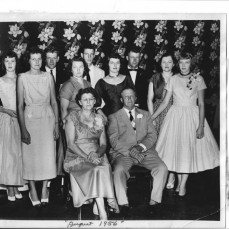 Pictures of Staebler Family/Siblings 1956 & 2005 - Ronalda A Dick