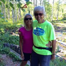 Sue and Linda - Sue