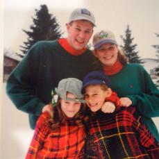 Christmas 1996 - Smith Family
