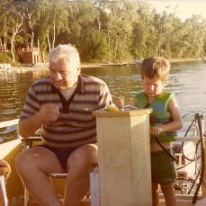 Pretty sure I can fix this steering, Grandpa! - Grandpa Gene and Dan