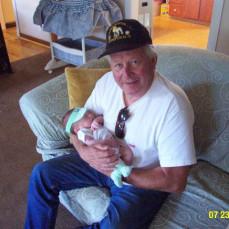 Dad & Grandson Louis R. Lorah - Danny Lorah