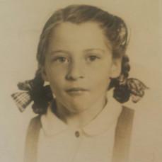 Mom's  Cady elementary school picture - Karen Burdette