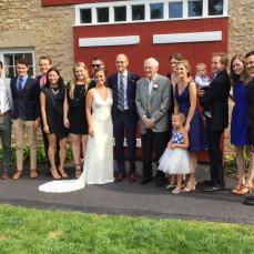 Will and Laura's Wedding - Tim Bradley
