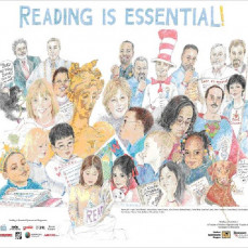 Reading Is Essentail - David Wandel