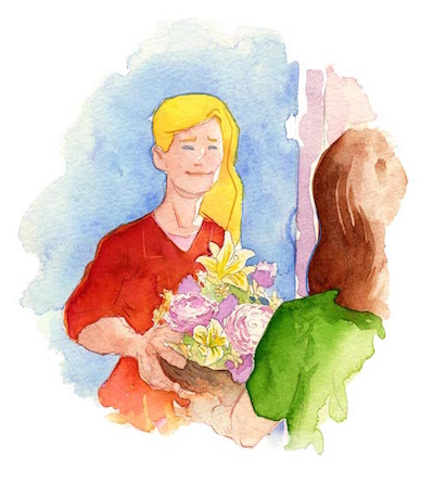 Watercolor-Flower-Delivery