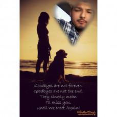Forever grieving my heavenly angel Juan