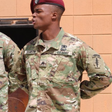 Sgt  LaDavid Terrence Johnson Online Obituary | Fred Hunter