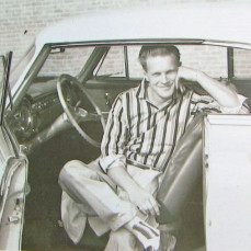 I miss you Dad! Thanks for giving me a lifelong love of cars! I love you!  - Carole Niemietz