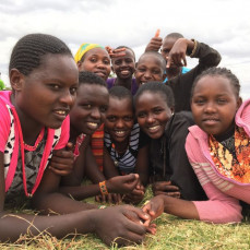 """In lieu of flowers or other gifts, Mary Beth had a wish to help young women in Africa to escape abuse, be educated, and gain equality.  Please consider a donation to the Merry-Go-Strong Non-Profit Organization.  Every dollar donated through April, 2018 will be earmarked in honor of Mary Beth Udvari for the Samburu Girls Foundation.  To donate go to: https://www.merrygostrong.com/  Merry-Go-Strong 501 (c)(3) believes that every girl has a dream worth fulfilling.  Their goal is to build a well for the Samburu Girls Foundation (SGF) in Kenya. SGF rescues girls from child marriage, FGM, and """"Beading"""". Since their conception four years ago, they have rescued over 1000 girls by providing them with a safe house and scholarships to go to school. The foundation has power but not running water. Your generous gift will help provide the foundation with a source of water so that the girls can stay strong, healthy, and one step closer to fulfilling their dreams.  - Samburu Girls Foundation"""