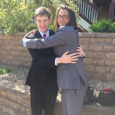 Senior prom 2017 Andrew and Colin - Sara Tricarico