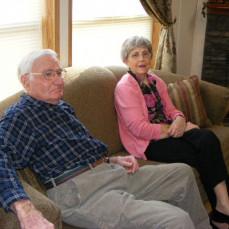 - Larry and Brenda Keeling