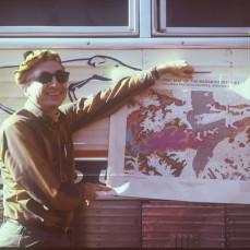 1970 Geological Society of America Baraboo field trip - Bob Blodgett