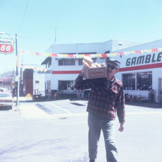 Geology 535 field trip in Lodi, WI on May 2, 1971 - Bob Blodgett